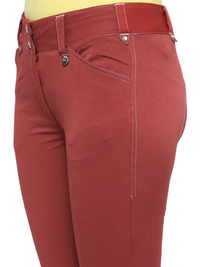 Women Stylish Cross Pocket Jegging - JUMP USA