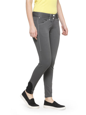 Women's Stylish Cross Pocket Jegging - Jump USA