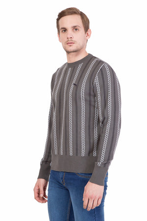 Men's Full Sleeve Cotton Sweater