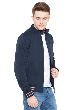 Men's Tommy Navy Jacket - Jump USA