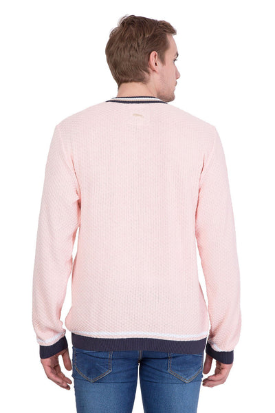 Men Full Sleeve Cotton Sweater - JUMP USA