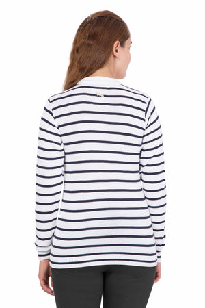 Womens Full Sleeves Cotton Casual Sweater - Jump USA
