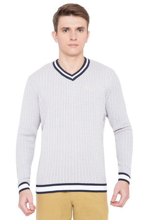 Men's Regular Fit Cotton Casual Lightweight Sweater