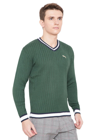 Men's Regular Fit Cotton Casual Hunter Lightweight Sweater