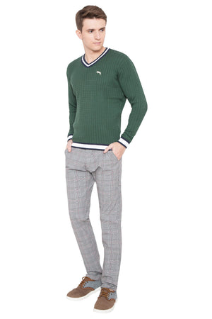 Men's Regular Fit Cotton Casual Hunter Lightweight Sweater - Jump USA