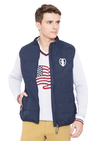 Men's Regular Fit Casual Lightweight Winter Jacket