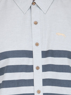 Men's Quarry Cotton & Spandex Shirt
