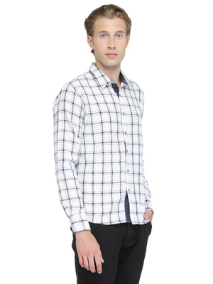 Men's Full Sleeve Baker Shirt