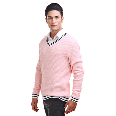 Men Full Sleeve Sweater - JUMP USA