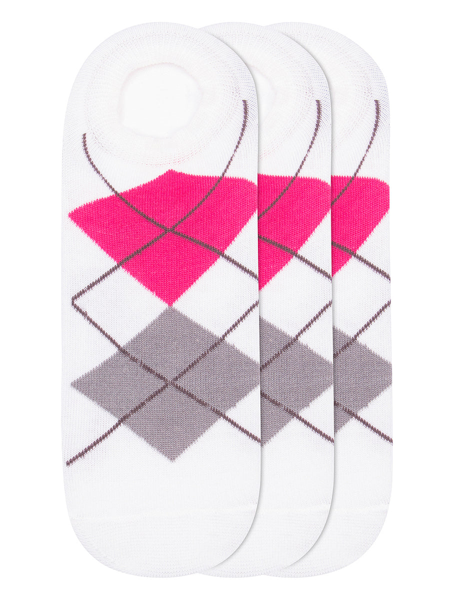 Women Pack of 3 Shoeliners socks