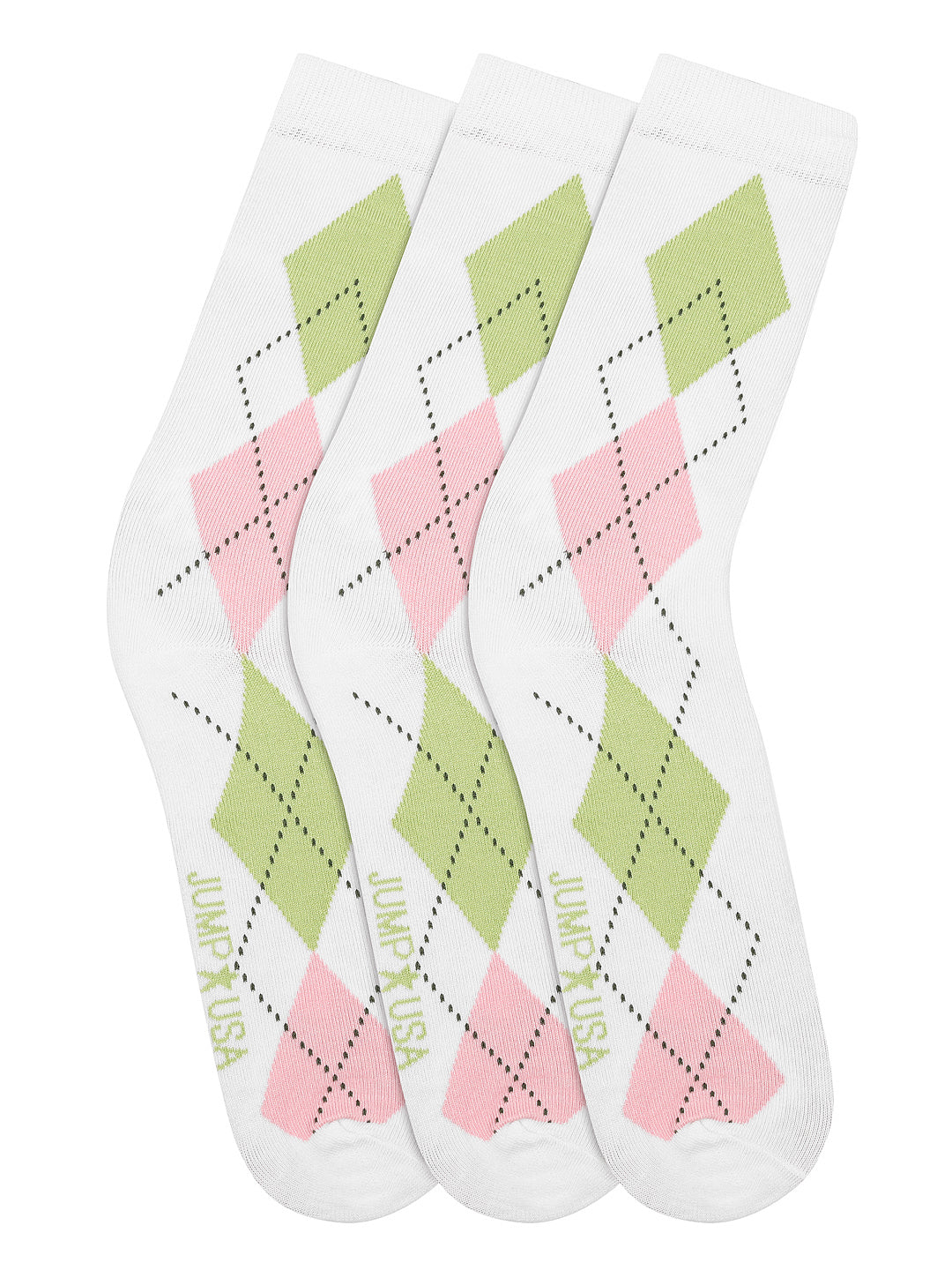 Women Pack of 3 Calf Length socks