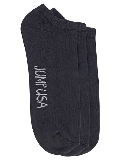 Men Pack of 3 Shoe Liners socks - JUMP USA