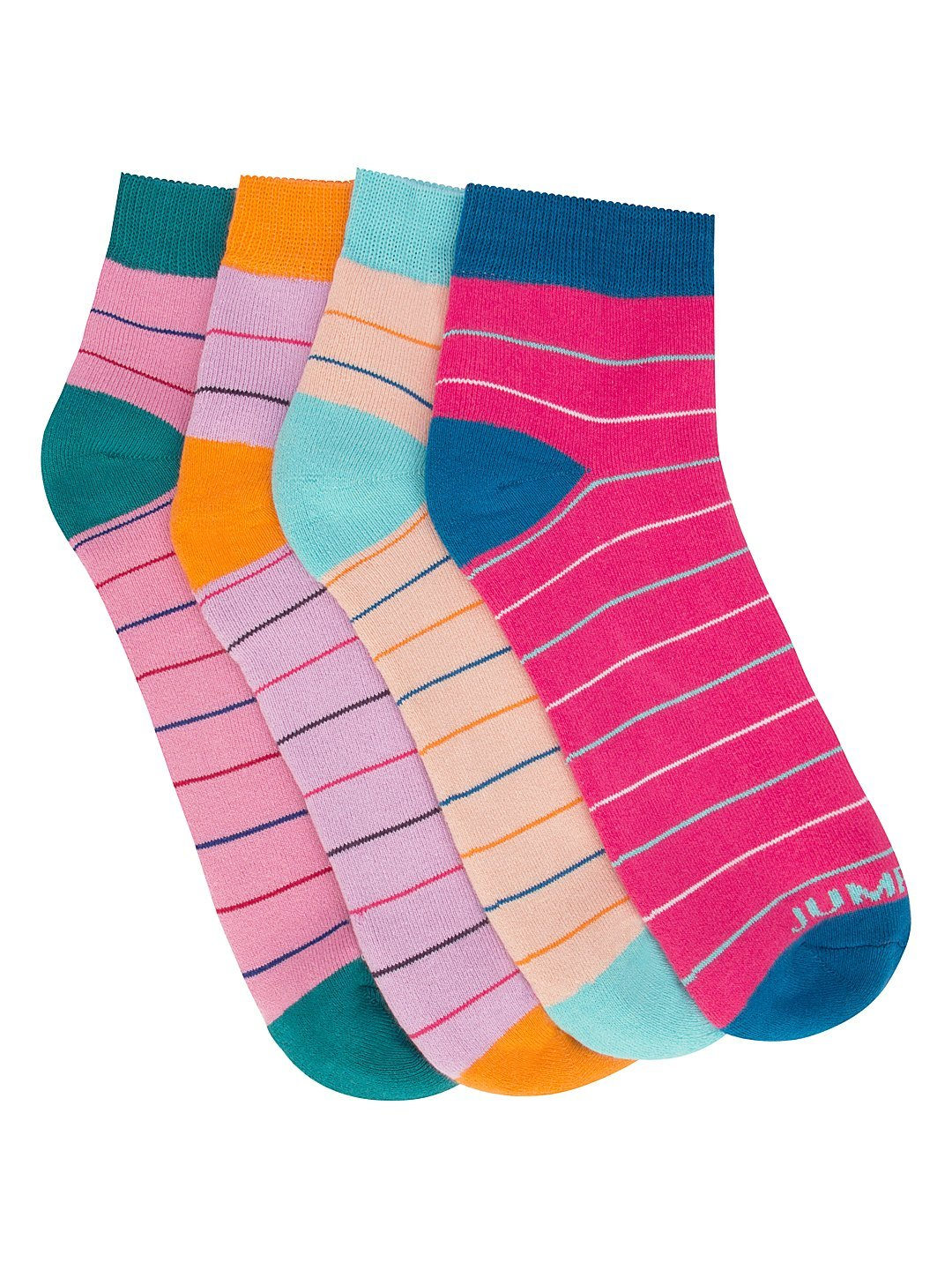 Women Pack of 4 Ankle length Socks