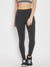 Women Sports Charcoal Tights