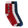 Men Pack of 3 Mid Calf length Socks - JUMP USA