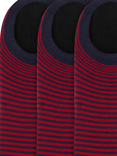 Women Pack of 3 Solid Shoeliners Socks - JUMP USA