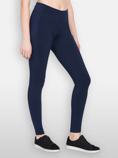Women Solid Tights - JUMP USA