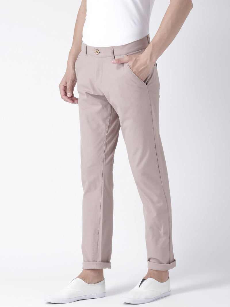 Men Flat Front Formal Trouser - JUMP USA