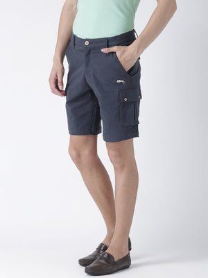 Men's Six Pocket Stylish Cotton Short