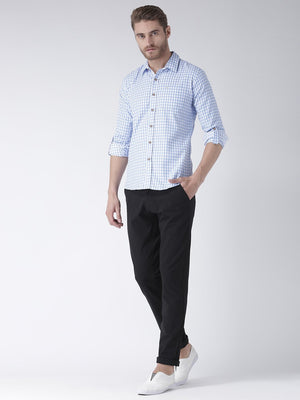 Men's Flat Front Formal Trouser