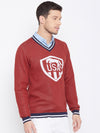 Men Regular Fit Cotton Casual Lightweight Sweater