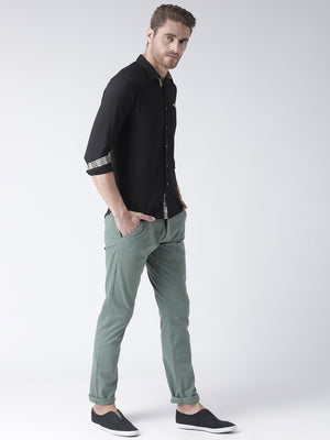 Men's Flat Front Formal Trouser - Jump USA