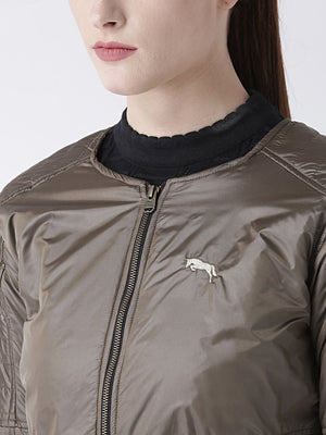 Women Long Sleeved Casual Jacket - Jump USA