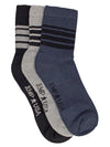 Men Pack of 3 Calf length socks - JUMP USA