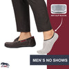 Men Pack of 4 Shoeliners Socks - JUMP USA