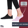 Women Pack of 5 Shoeliners socks - JUMP USA