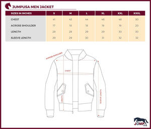 Men's Full Sleeve Sweater - Jump USA