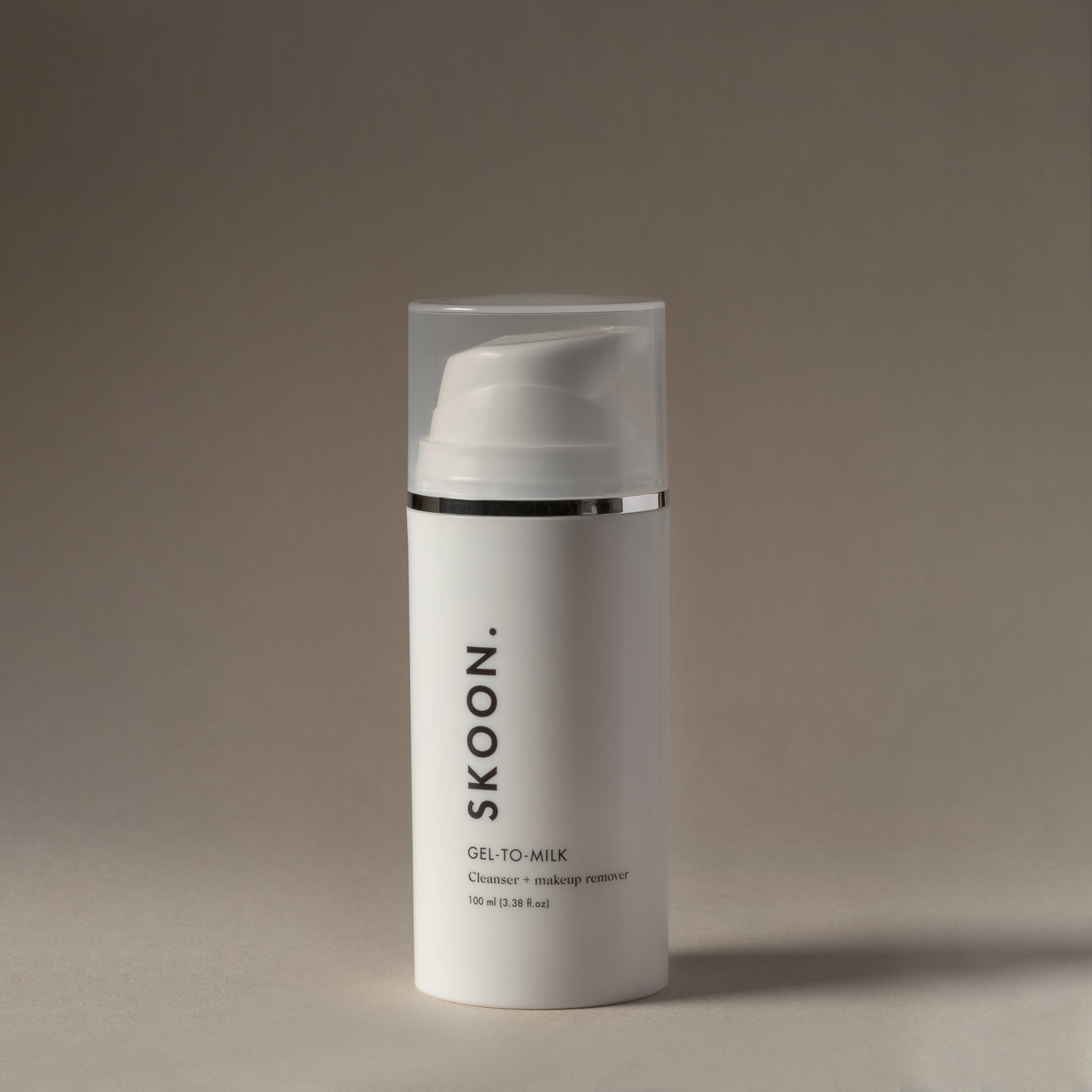 SKOON. GEL-TO-MILK Cleanser
