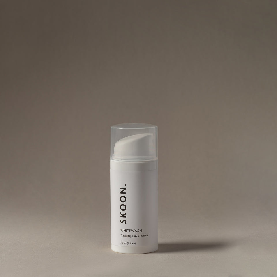 SKOON. WHITEWASH Purifying cleanser