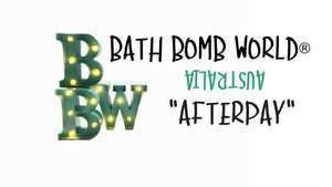 Bath Bomb World Afterpay