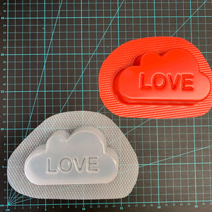 Bath Bomb World® Love Cloud® Bath Bomb Mould