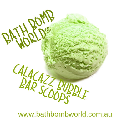 Bath Bomb World® Calcazz Bath Scoop Recipe