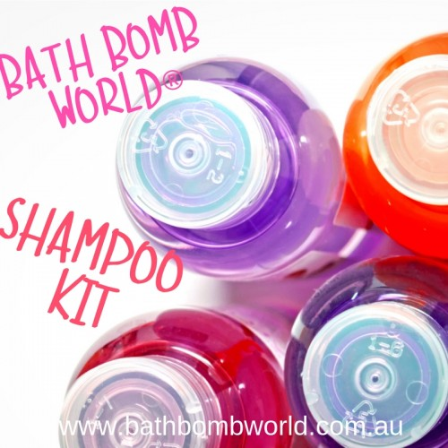 Bath Bomb World® Shampoo Kit