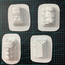 Bath Bomb World® Train Set Mould