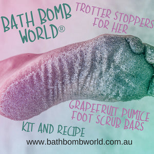 Bath Bomb World® Trotter Stopper For Her Kit