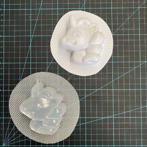 Bath Bomb World® Giggles The Unicorn Bath Bomb Mould