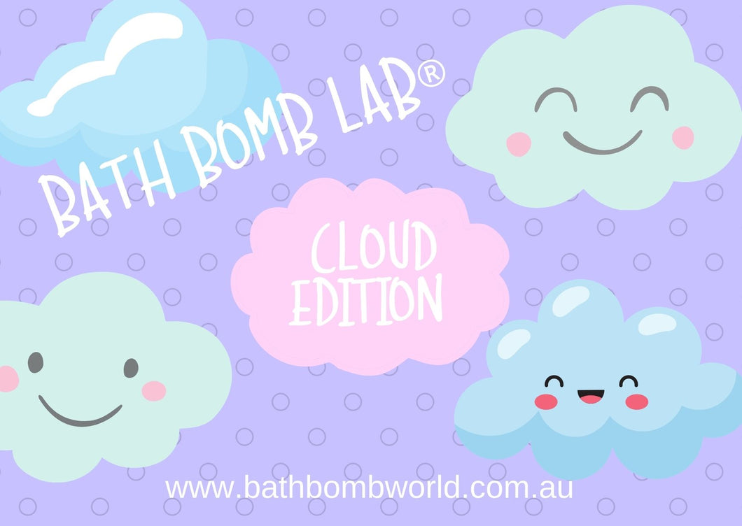 Bath Bomb World® Lab Kit Cloud Edition