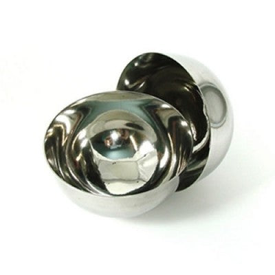 Bath Bomb Mould - Stainless Steel