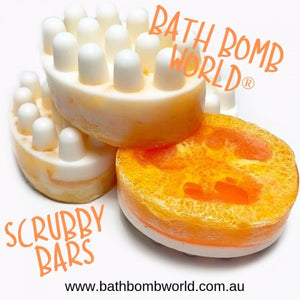 Bath Bomb World® Scrubby Bar Soap Kit