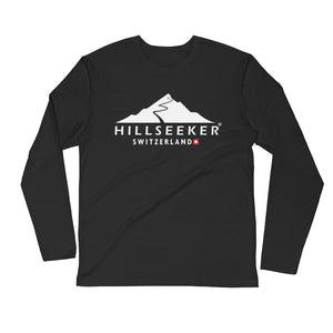 Hillseeker® Long Sleeve Fitted Crew