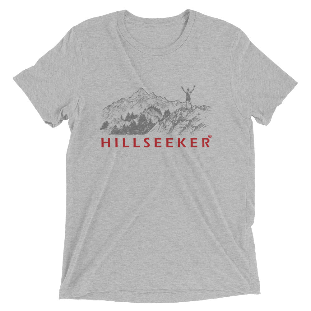 Hillseeker® Trail Runner Sketch Short sleeve t-shirt