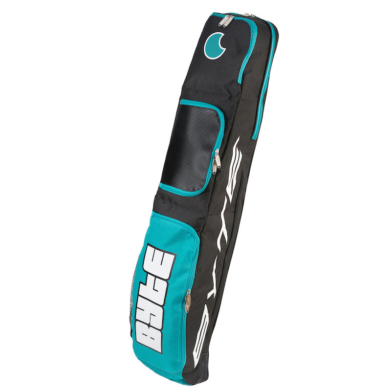 Team Hockey Stickbag Black/Teal