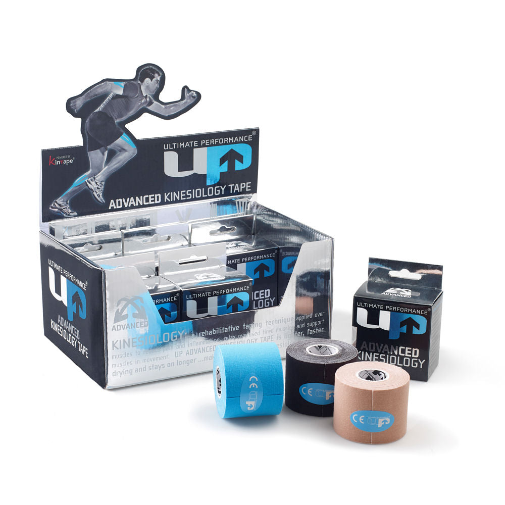 Advanced Kinesiology Tape (5x5 Roll)
