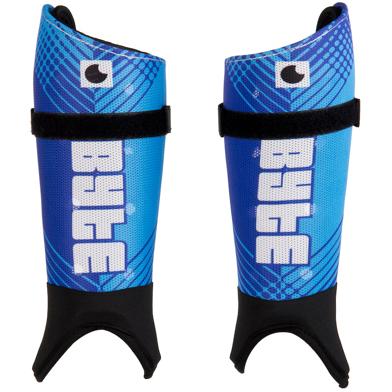 ZX Hockey Shinguards Blue