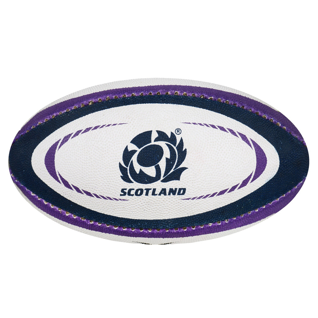 Scotland Rugby Mini International Replica Ball