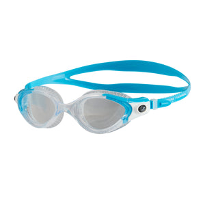 Futura Biofuse Flexiseal Female Swimming Goggles Blue/Clear